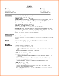 Sample Undergraduate Resume 031 Template Ideas Curriculum Vitae Outstanding Student