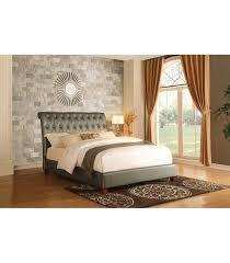 upholstered sleigh beds. Josie Upholstered Sleigh Bed. Beds