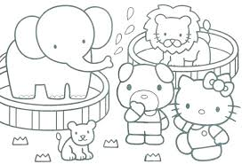 Coloring Worksheet For Toddlers Pdf Coloring Fish Coloring Page