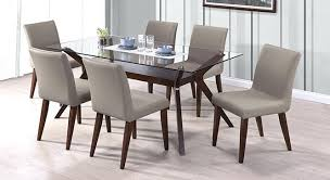 Glass top dining sets Four Glass Top Dining Table Sets Spacious Glass Top Dining Tables Of Table Urban Ladder Glass Glass Top Dining Table Sets Timetravellerco Glass Top Dining Table Sets Awesome Dining Tables With Glass Top