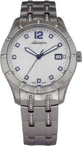 Купить Женские швейцарские наручные <b>часы Adriatica</b> A3419 ...
