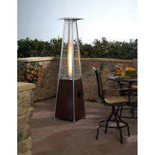 az heaters hlds01 gthg hammered bronze outdoor commercial patio heater with two piece quartz