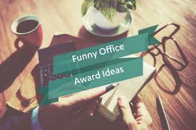 Office Award Funny Office Award Ideas To Beat Summertime Blues Paperdirect Blog