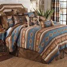 extraordinary western bedding sets applied to your home decor