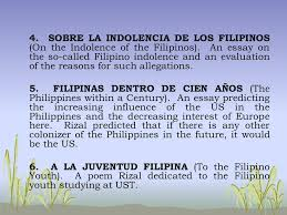 Philippine Literature From      to Present