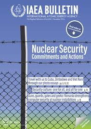iaea nuclear security commitments and actions