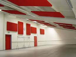 absopanel sound absorbing panels are suitable for mounting on the wall or ceiling and provide
