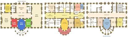 Washington DCWhite House Floor Plan
