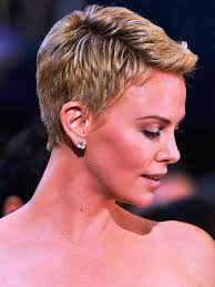 Charlize Theron Short Hair Style short african american hairstyles for round faces hairstyles for 3552 by wearticles.com