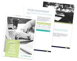closers rejoice we added new business proposal templates marketing proposal template