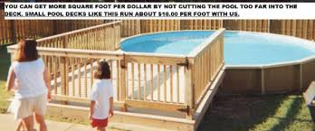 square above ground pool with deck. Img048.jpg Square Above Ground Pool With Deck O