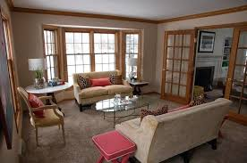 how to arrange furniture in a small living room two sofas in living room arranging furniture