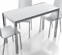 Esstisch Concept Minor Glas Weiß Aluminium Von Cancio Möbel Letz