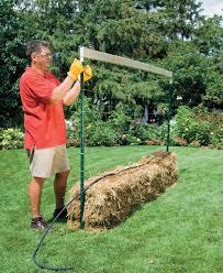 straw bale gardening garden diy joel karsten