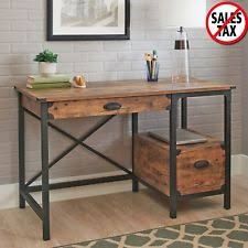 rustic office desk. fine desk computer workstation desk rustic country executive wood furniture office  home in