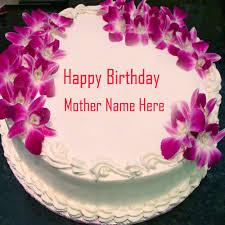 Mynamepix Birthday Cake For Mom