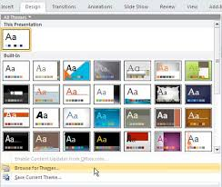 How To Create A Template In Powerpoint 2010 Powerpoint 2010 Templates The Highest Quality Powerpoint