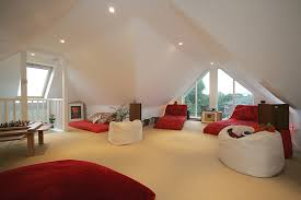 loft conversion furniture. the loft shown here has benefit of a full gable glass end conversion furniture t