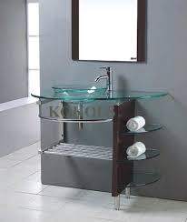 glass bathroom sinks modern glass bathroom sinks fresh on top unique vessel sink design and cool glass bathroom sinks