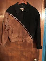 pioneer wear leather jacket size small