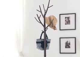 Coat Tree Rack Gorgeous Hall Tree Coat Rack Angled View Small Hall Tree Entryway Coat Rack