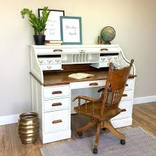 country secretary desks vintage roll top desk solid wood desk country cottage french country deluxe secretary country secretary desks