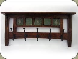 5 Hook Coat Rack Beauteous Craftsman 3222 Hook Coat Rack W Five 322 Tiles Sold Separately [CR322322