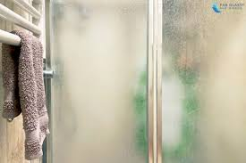 soap s from glass shower doors