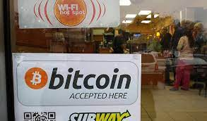 Transactions pay a fee to the miners to get included in a block. Bitcoin Accepting Subway Sandwich Shop Discovered In The Us Coindesk