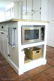 kitchen island storage kitchen islands kitchen island storage makeover ideas with built in microwave and seating