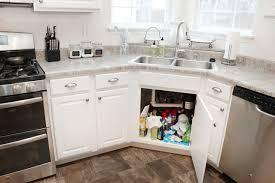 Organize Kitchen Sink Cabinet