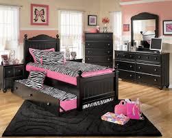 teen girl bedroom furniture. Pink Zebra Girls Bedroom Design Bedsheet Black Rug Oak Bed Frame Teen Girl Furniture