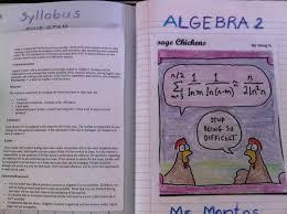 Algebra 2 Isn Ms Montes