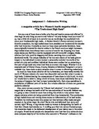 example informative essay what is expository essay examples ideas of example of informative essays for your