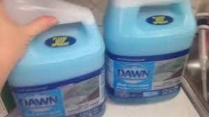 how to make dawn and vinegar cleaning solution easy quick cleaning very effective