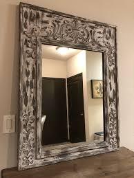 wood wall mirrors wood wall mirrors 3