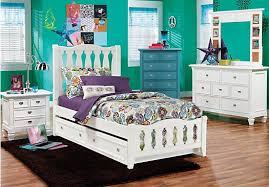 Belmar White 5 Pc Twin Sleigh Bedroom | For The Girls # 1 | Girls ...