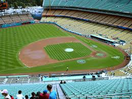 Dodger Stadium Seating Chart Infield Reserve Dodger Stadium View From Infield Reserve 21 Vivid Seats