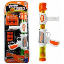 Купить <b>Игрушечное оружие 1toy</b> Т13648 Street Battle с мягкими ...