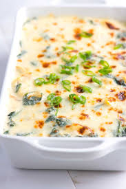 Cooking Light Spinach Artichoke Dip Bacon Unbelievably Creamy Spinach And Artichoke Dip