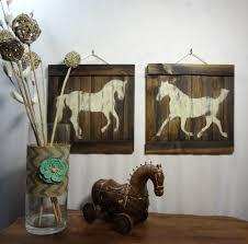 rustic horse wooden wall art rustic horse wooden wall art on horse silhouette wall art with rustic horse wooden wall art aftcra