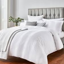 capella bedding capella head of bed capella super kingsize duvet cover white