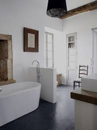 modern rustic bathrooms. Contemporary Rustic Modern Rustic Bathroom Inside Rustic Bathrooms E
