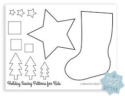 Christmas Stocking Sewing Pattern Stunning Christmas Stocking Beginner Sewing Pattern Fairfield World Blog