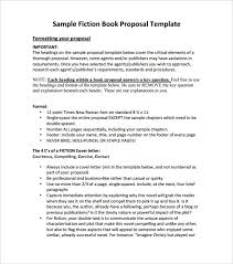 A Sample Of A Proposal 18 Proposal Templates Free Sample Example Format Free