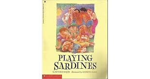 Playing Sardines by Beverly Major