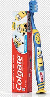 Toothbrush Colgate Tooth Brushing Child Toothpaste