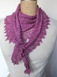 Ravelry Knitting Pattern Central Inspiration Ravelry Aurora Lace Scarf Pattern By Chloe Sloat