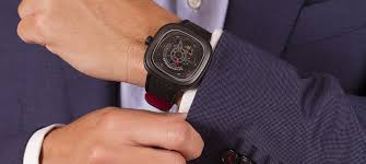 accessories trend all black watches for every budget fashionbeans accessories trend all black watches for every budget