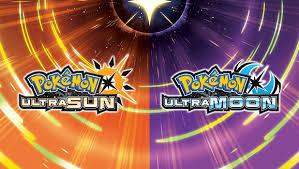 ultra sun and pokémon ultra moon